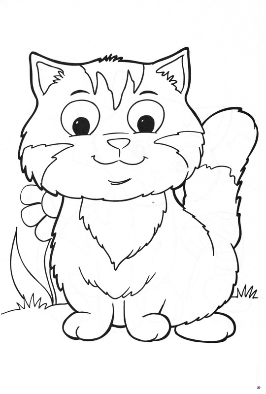 6 8 AGE GROUP COLORING PAGES